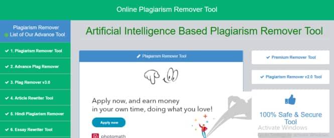 Top 3 Best Plagiarism Remover Tools in 2021