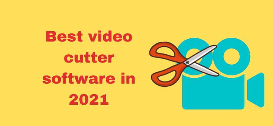 Best video cutter software