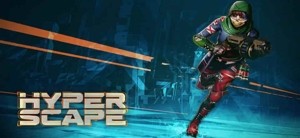 How to download and Install Hyper Scape Game on PC free