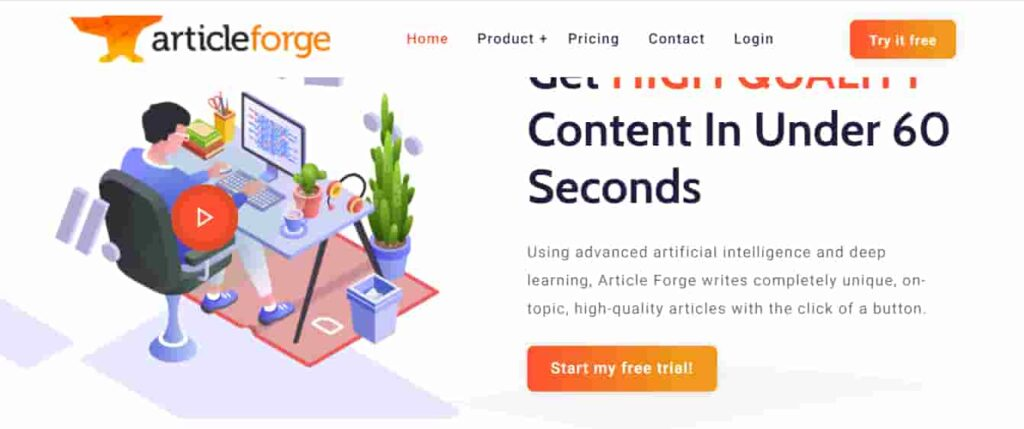 5 best article generator software to write high-quality content