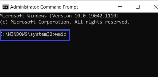 Uninstall program using cmd