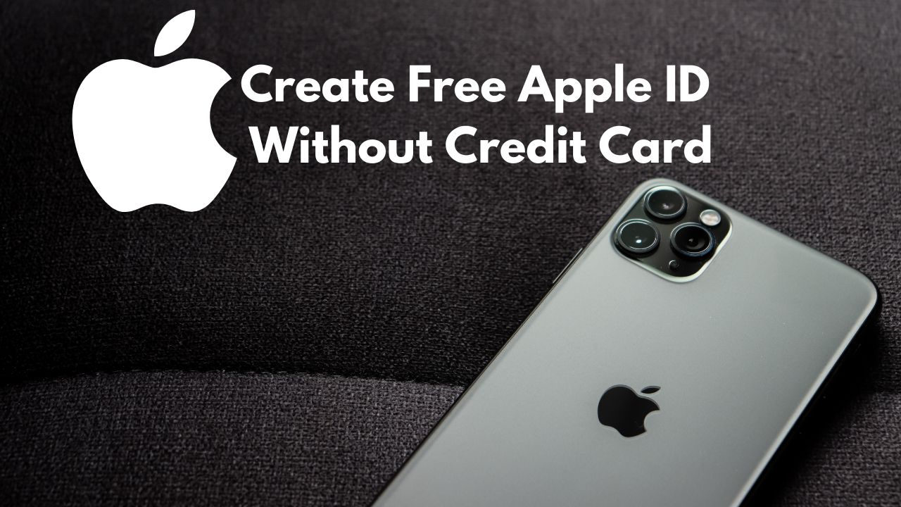 How to create an Apple ID free in Pakistan without a credit card
